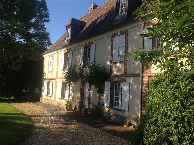 Deluxe sale house / villa Conches en ouche 680000€ - Picture 2