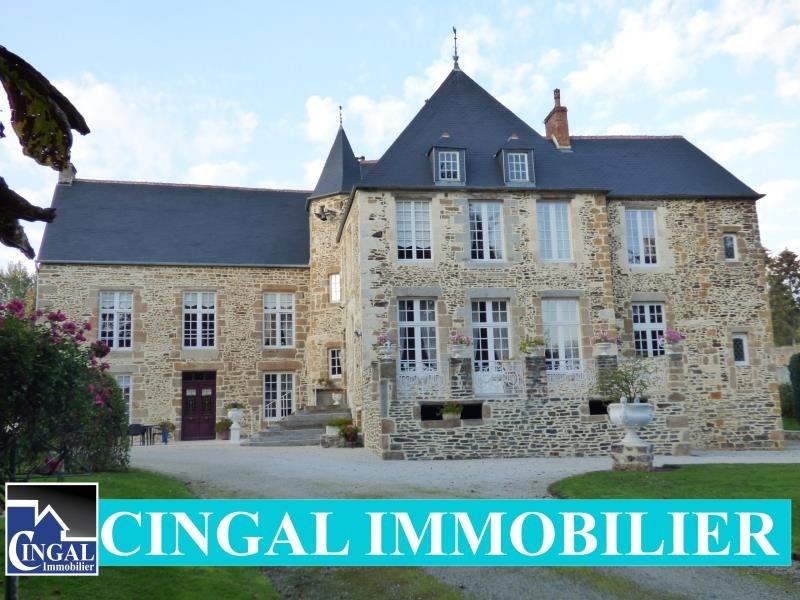Vente de prestige maison / villa Thury harcourt 649900€ - Photo 1