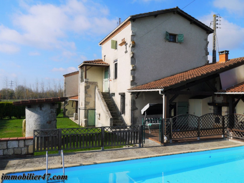 Verkoop  huis Colayrac st cirq 235000€ - Foto 11