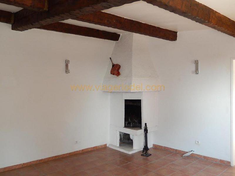 Vendita nell' vitalizio di vita casa Roquebrune-cap-martin 280000€ - Fotografia 9