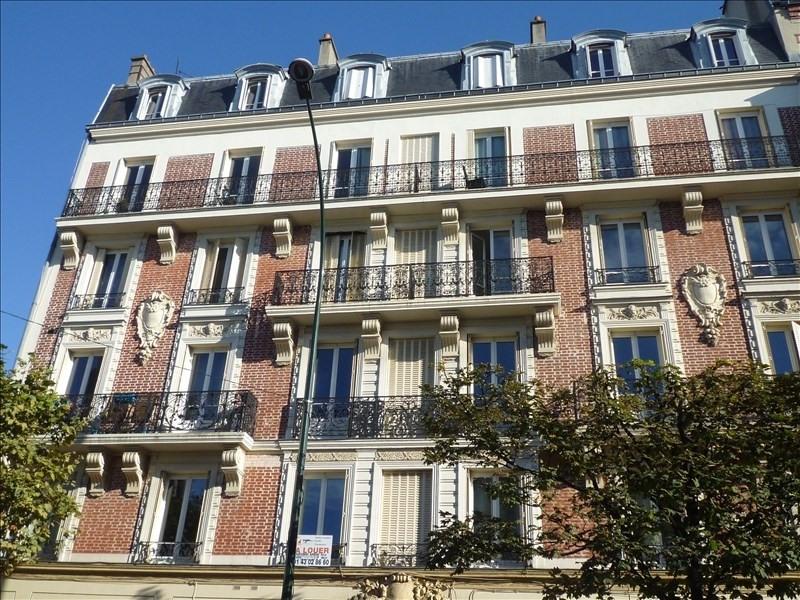 Location appartement Le raincy 910€ CC - Photo 1
