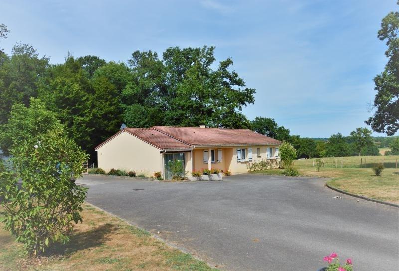 Sale house / villa Jourgnac 222600€ - Picture 1
