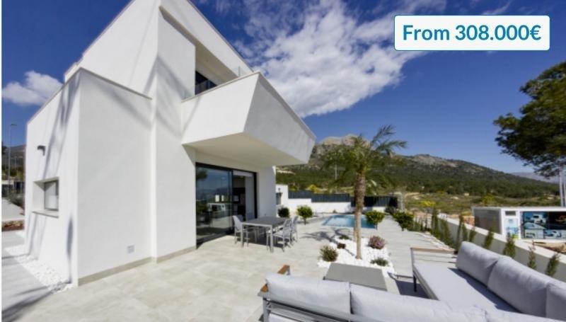 Deluxe sale house / villa Province d'alicante 308000€ - Picture 2