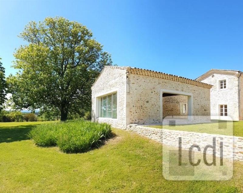 Vente de prestige maison / villa La bâtie-rolland 980000€ - Photo 5