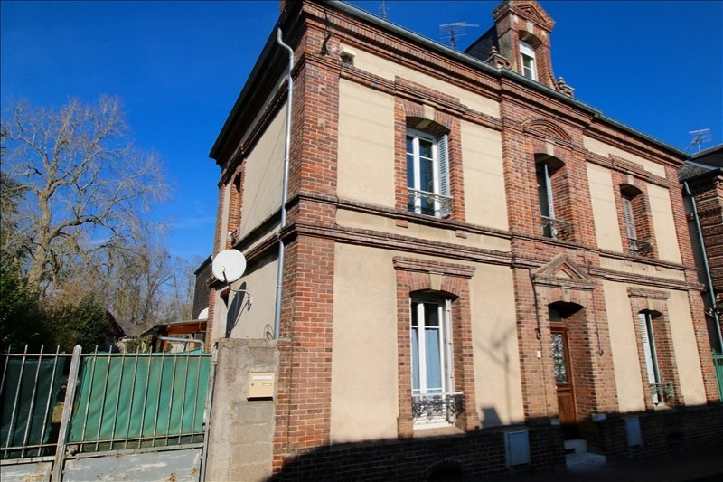 Vente maison / villa Conches en ouche 149 500€ - Photo 1