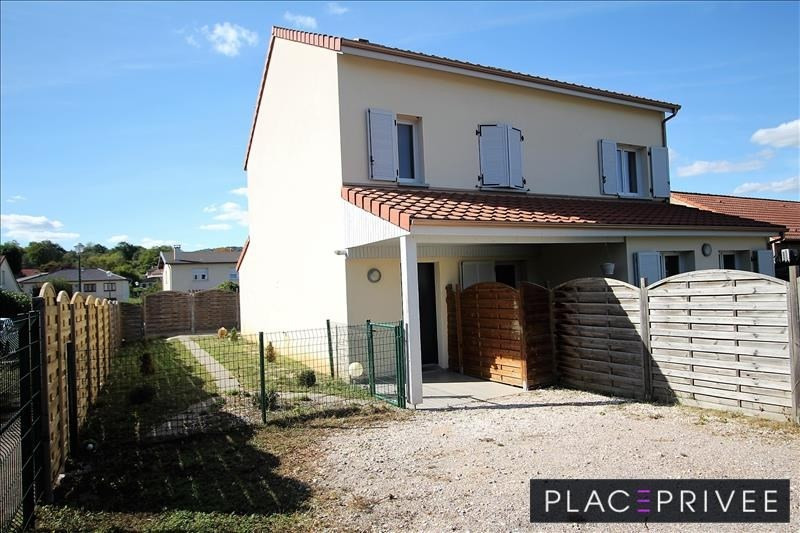 Venta  casa Fleville 209000€ - Fotografía 1