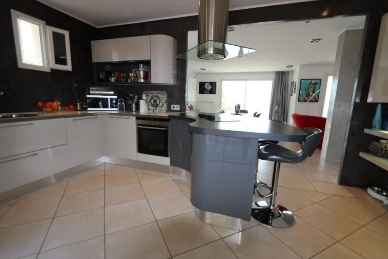 Revenda residencial de prestígio casa Gattieres 830000€ - Fotografia 5