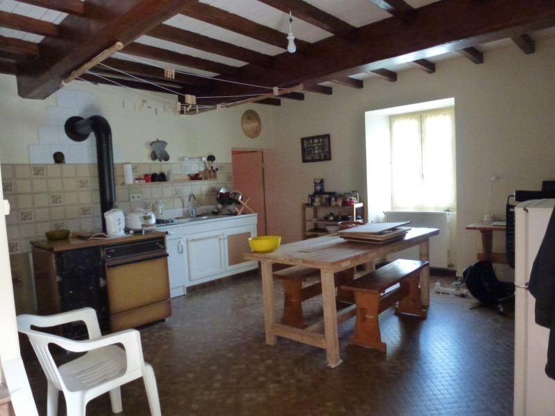 Vente maison / villa St martin d'aout 110000€ - Photo 8