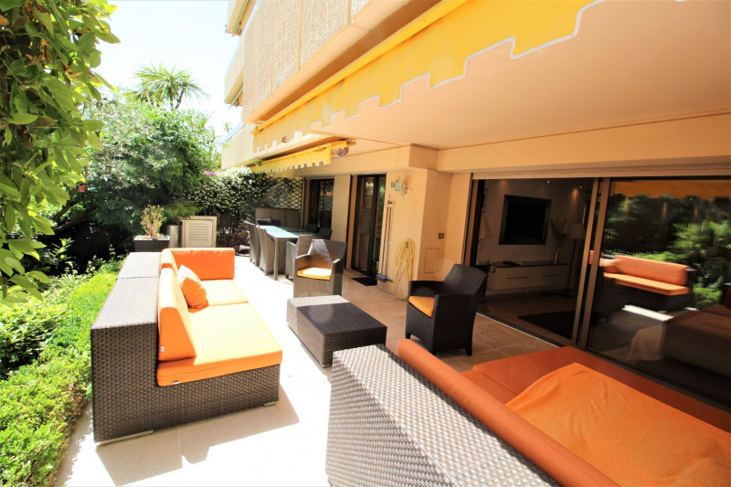 Sale apartment Cap d'antibes 570 000€ - Picture 3