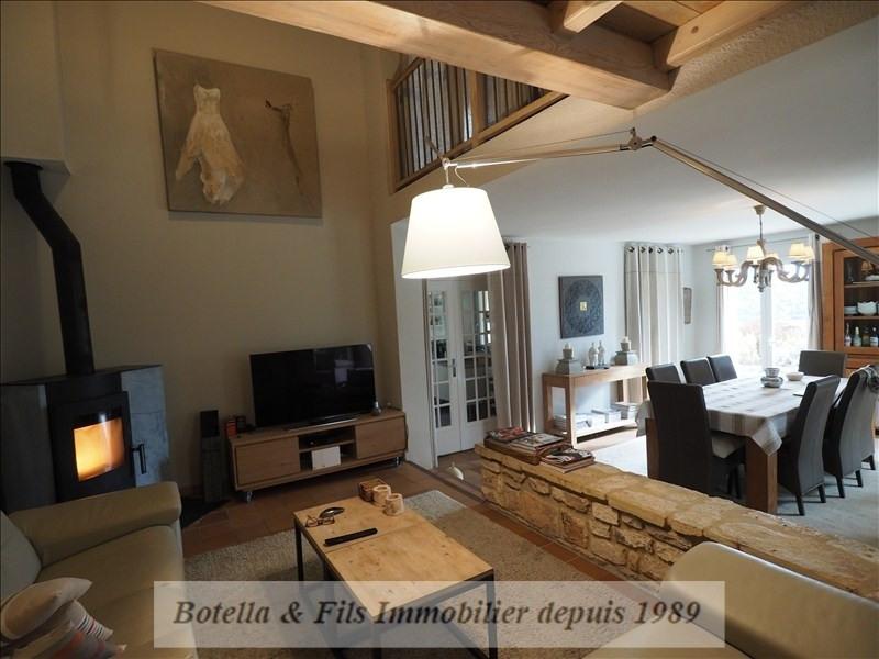 Verkoop van prestige  huis Goudargues 649000€ - Foto 6
