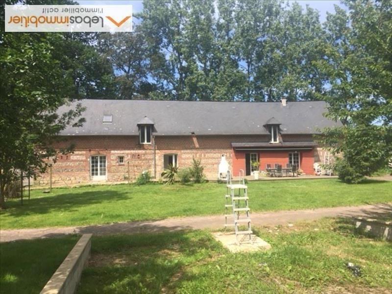 Vendita casa Doudeville 221500€ - Fotografia 1