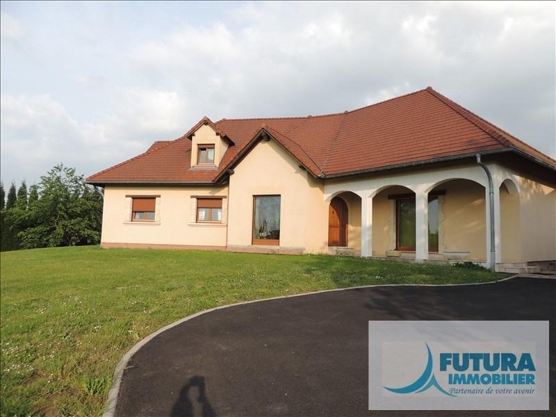Sale house / villa Montbronn 339000€ - Picture 1