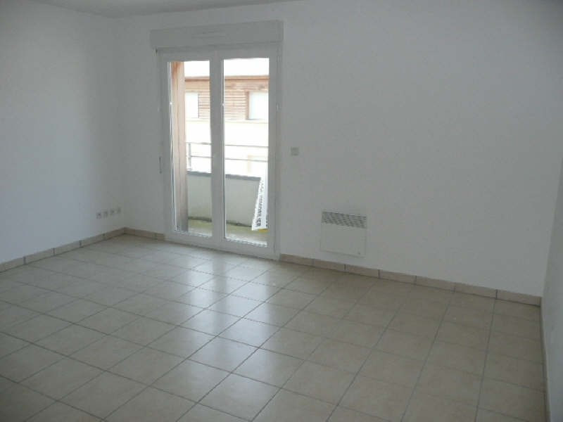 Rental apartment Aubigny sur nere 473€ CC - Picture 1