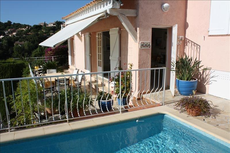 Deluxe sale house / villa Les issambres 630000€ - Picture 12