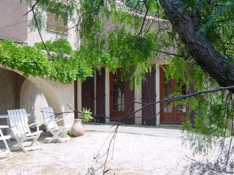 Vacation rental house / villa La croix valmer 630€ - Picture 3