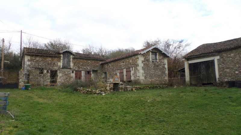Vente maison / villa Bonneuil matours 128900€ - Photo 6