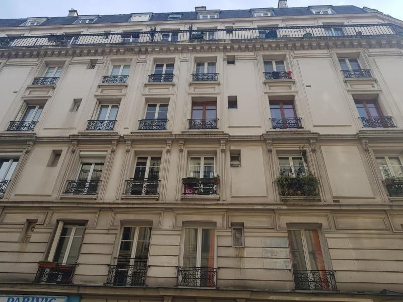 Vente appartement Paris 18ème 410000€ - Photo 2