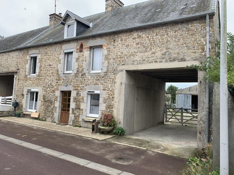 Sale house / villa Creances 112350€ - Picture 1