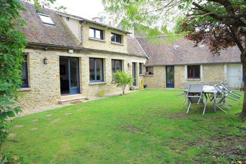 Sale house / villa Montfort l amaury 484100€ - Picture 1