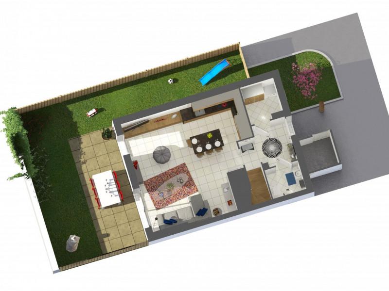 Vente maison / villa Lyon 8ème 380000€ - Photo 3