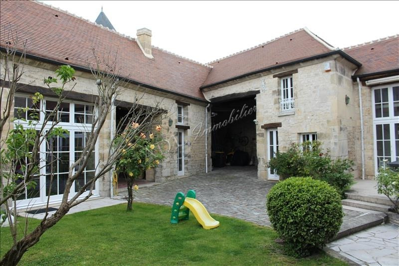 Vente de prestige maison / villa Gouvieux 1565000€ - Photo 10
