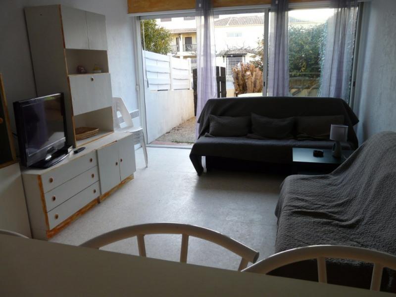 Vente appartement Le grau du roi 121700€ - Photo 2