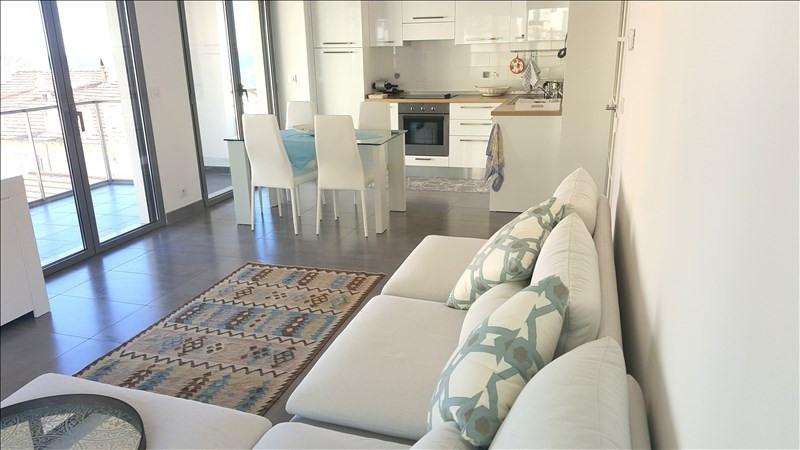 Vendita appartamento Menton 536000€ - Fotografia 6