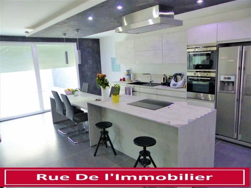 Sale house / villa Weitbruch 353000€ - Picture 2