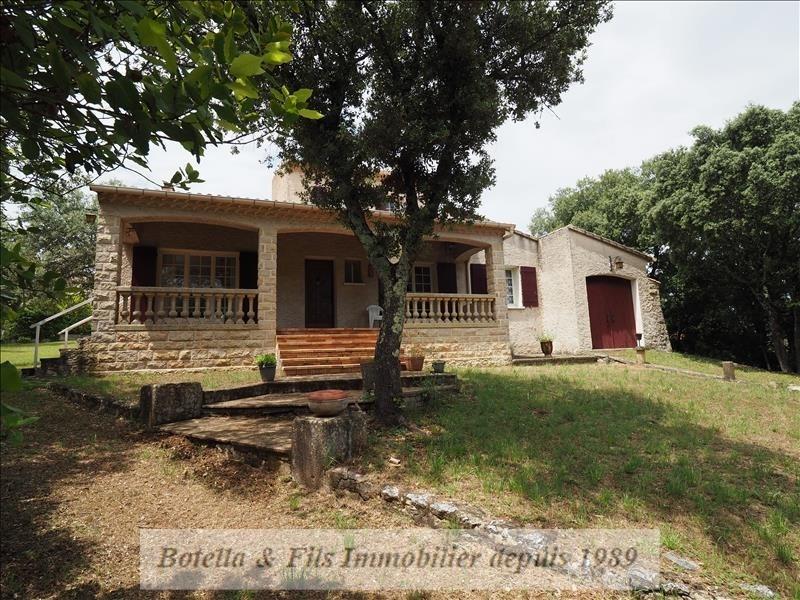 Verkoop  huis Uzes 227000€ - Foto 9
