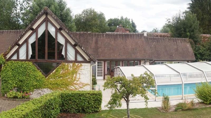 Sale house / villa Gisors 502200€ - Picture 2