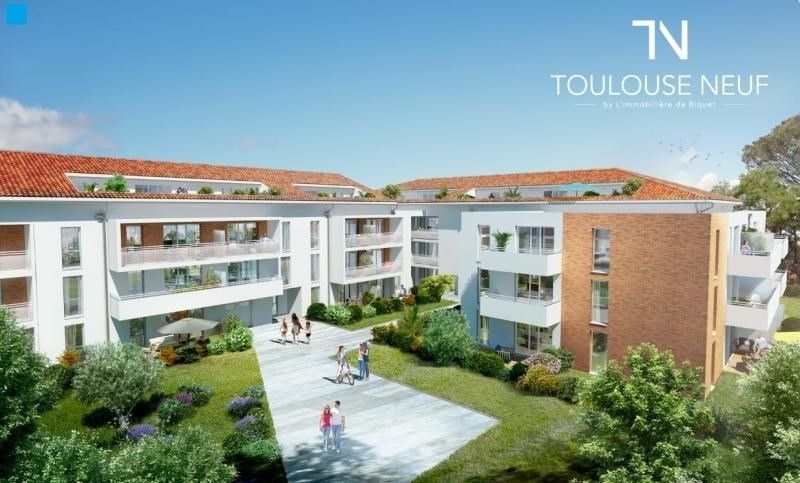 Vente appartement Toulouse 339 000€ - Photo 2