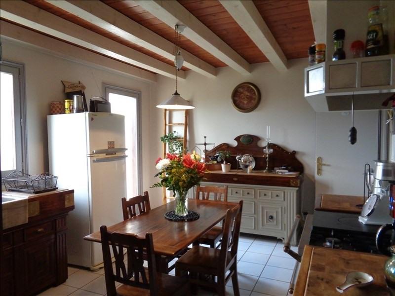 Vente maison / villa Exireuil 234000€ - Photo 2