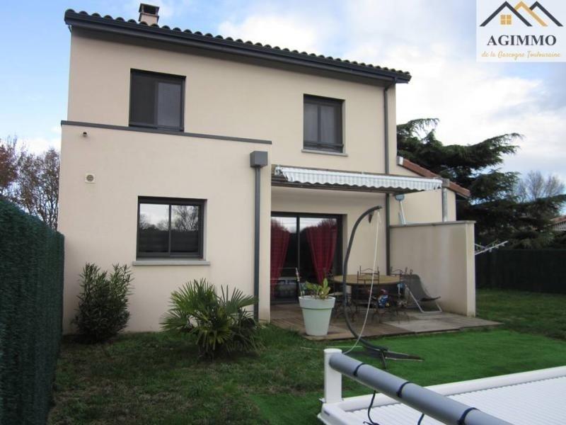 Vente maison / villa L isle jourdain 312000€ - Photo 1
