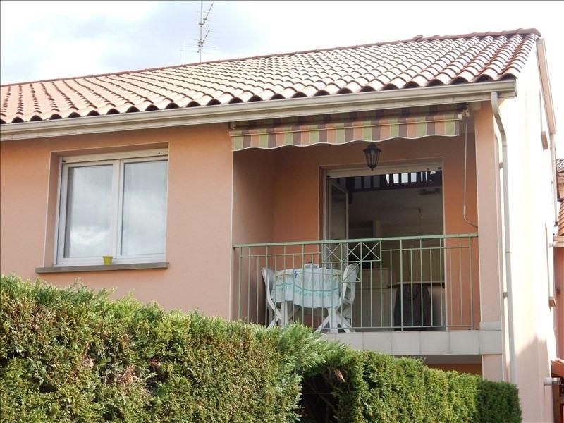 Sale apartment Les roches de condrieu 155000€ - Picture 1