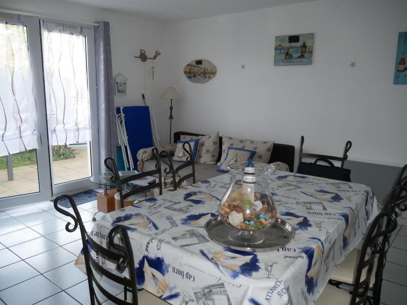 Sale house / villa St vincent sur jard 156000€ - Picture 3