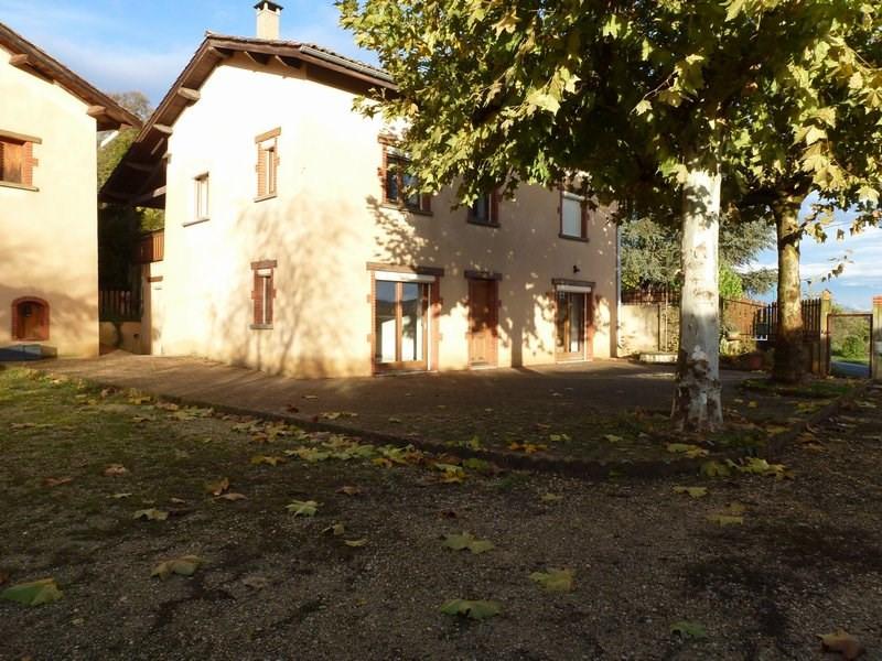 Rental house / villa Lapeyrouse mornay 900€ CC - Picture 1