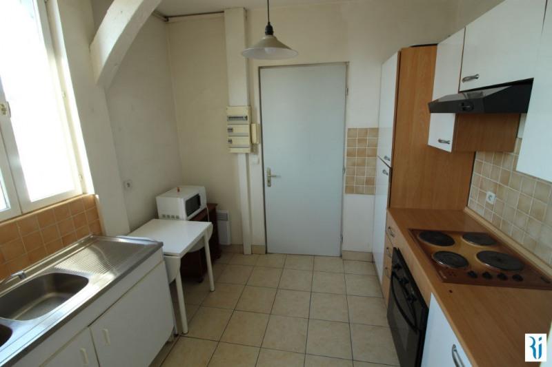 Sale apartment Rouen 116000€ - Picture 3