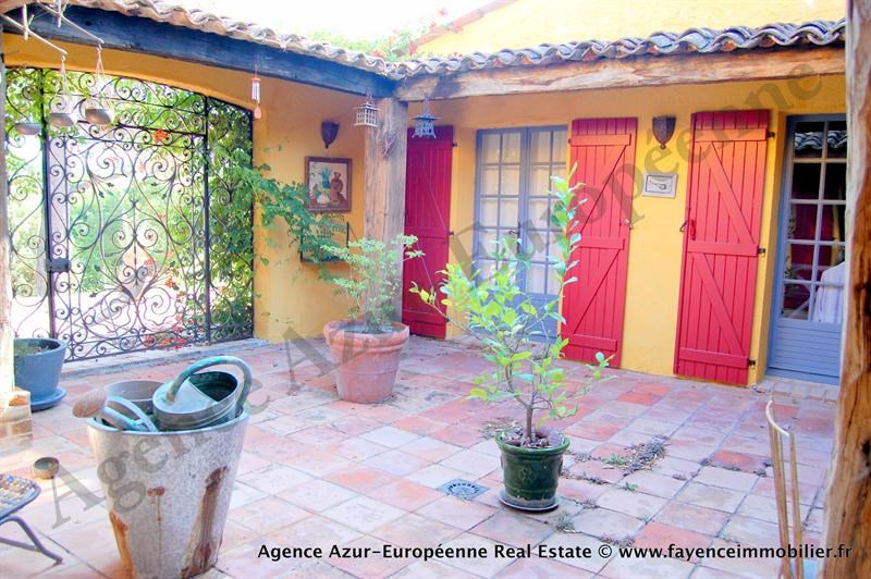 Deluxe sale house / villa Le canton de fayence 875000€ - Picture 27