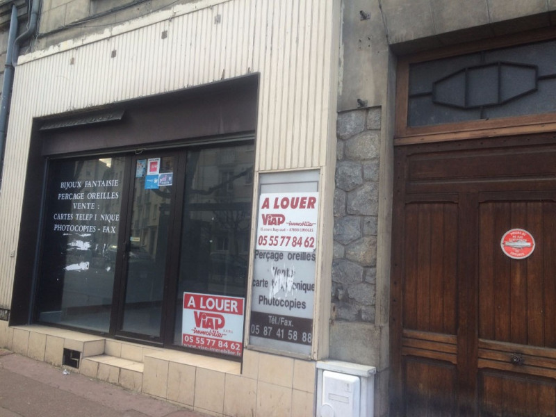 Location local commercial Limoges 330€ HC - Photo 3