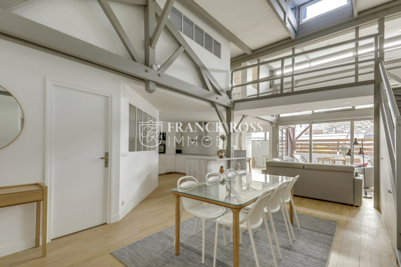 Rental apartment Paris 11ème 4 200€ CC - Picture 4