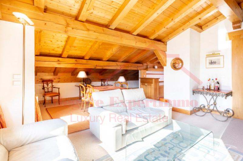 Vente de prestige appartement Megeve 1100000€ - Photo 3