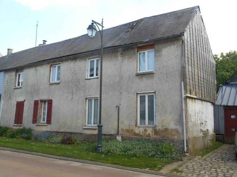Sale house / villa Francastel 116000€ - Picture 1