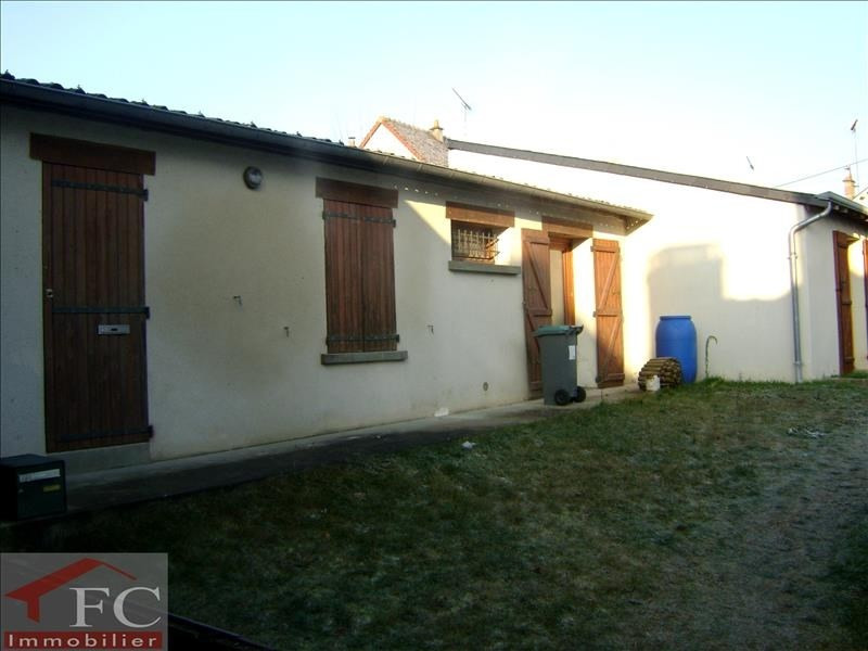Sale house / villa Chateau renault 94 800€ - Picture 1