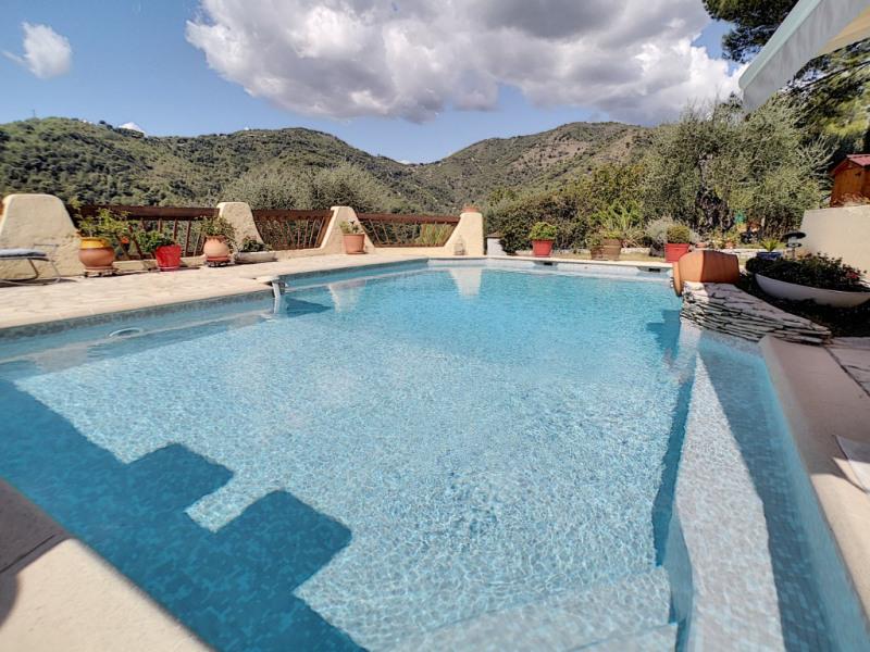 Vente de prestige maison / villa Drap 695000€ - Photo 1