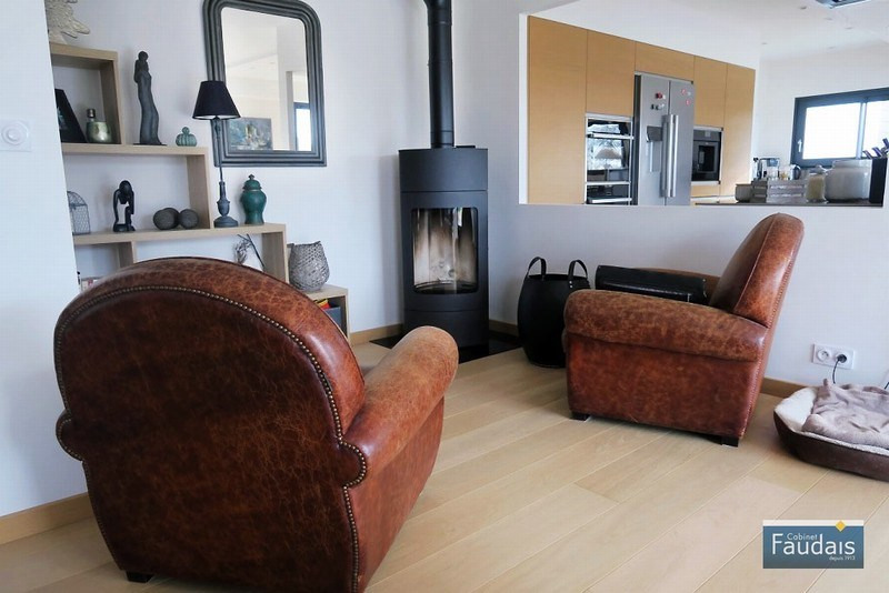 Verkoop van prestige  huis Anneville sur mer 640000€ - Foto 3