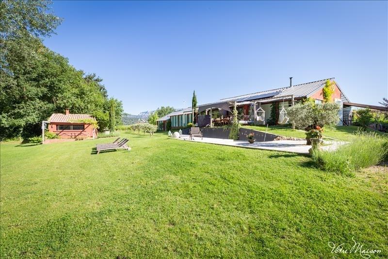 Venta de prestigio  casa Rousset 695000€ - Fotografía 4