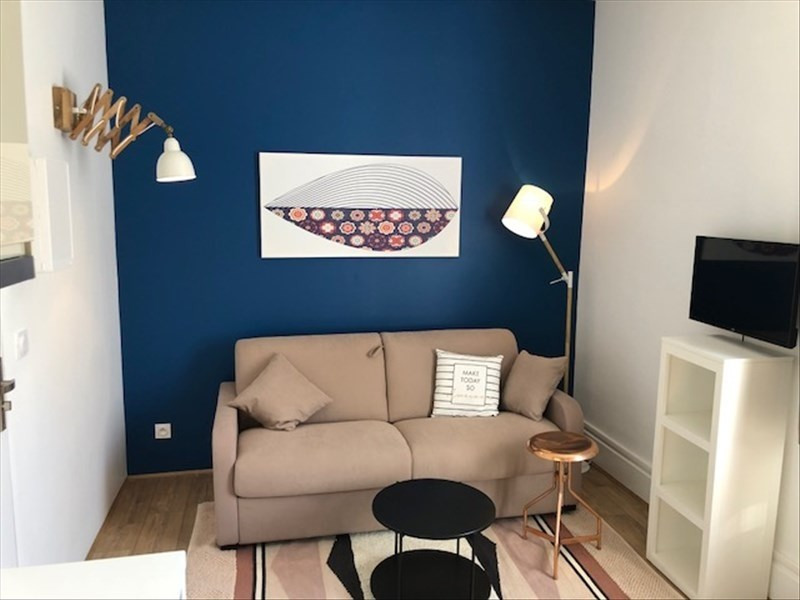 Rental apartment Lyon 8ème 530€ CC - Picture 1