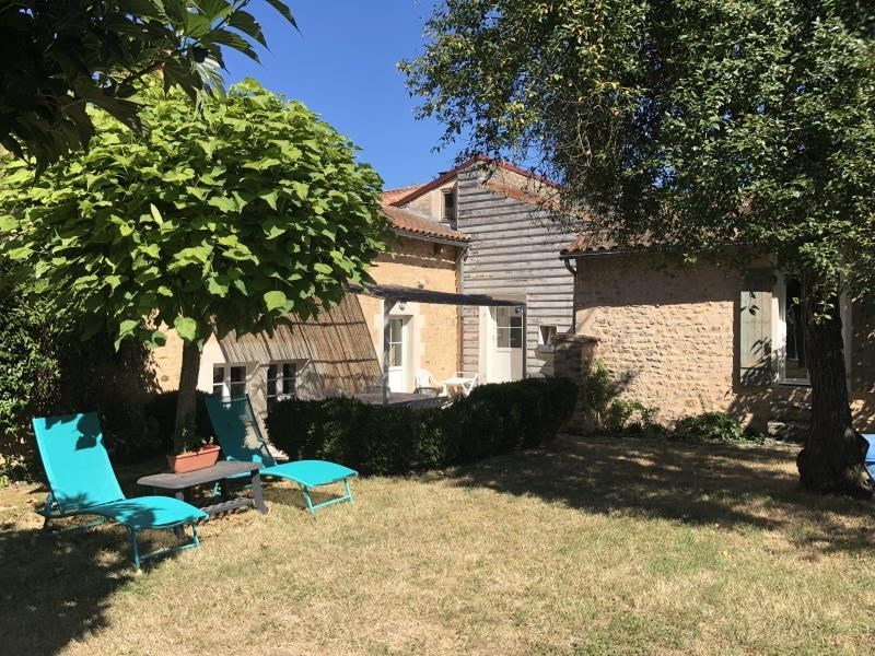 Vente maison / villa Liguge 259 900€ - Photo 1