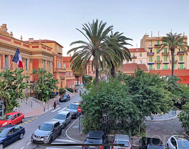 Vente appartement Menton 584500€ - Photo 1