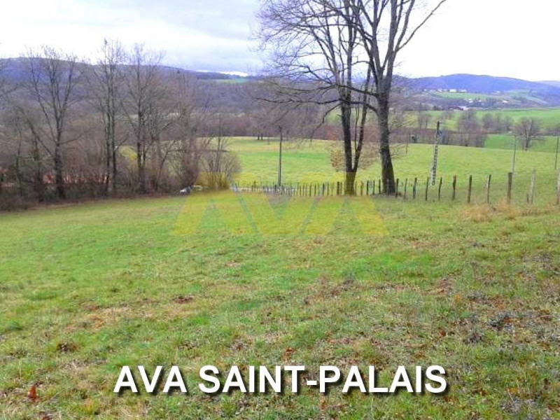 Vente terrain Saint-palais 55 000€ - Photo 1